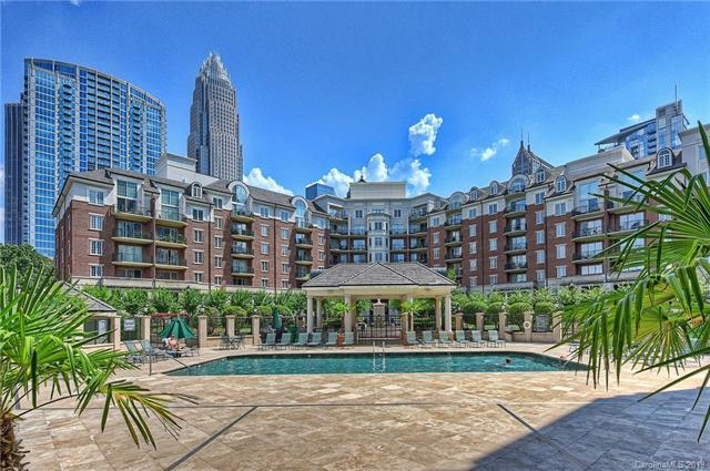 300 W 5th Street #547, Charlotte, NC 28202 (#3400586) :: Miller Realty Group