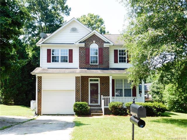9321 Broken Pine Lane, Charlotte, NC 28269 (#3400642) :: Stephen Cooley Real Estate Group