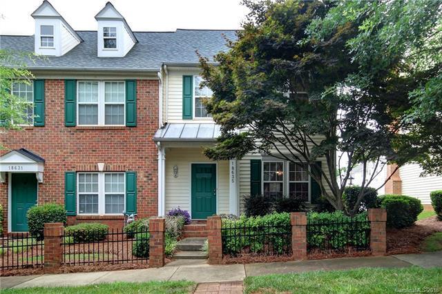18635 Oakhurst Boulevard, Cornelius, NC 28031 (#3400645) :: Stephen Cooley Real Estate Group