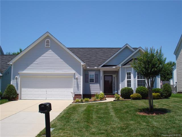 2894 NW Island Point Drive, Concord, NC 28027 (#3400695) :: The Andy Bovender Team