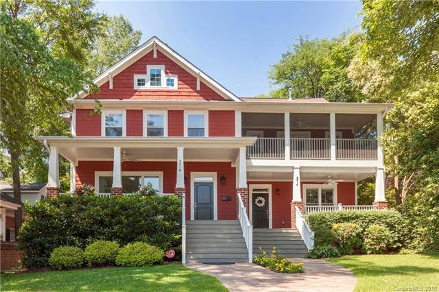 2416 Vail Avenue A, Charlotte, NC 28207 (#3400705) :: Miller Realty Group