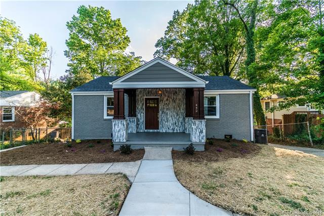 442 Lorna Street, Charlotte, NC 28205 (#3400709) :: Stephen Cooley Real Estate Group