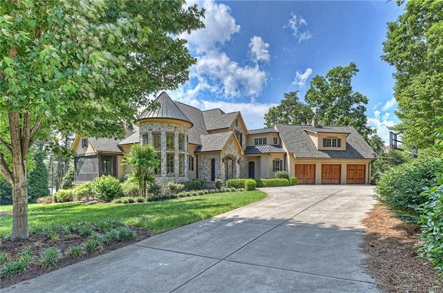 160 Stonewall Beach Lane, Mooresville, NC 28117 (#3400733) :: Carlyle Properties