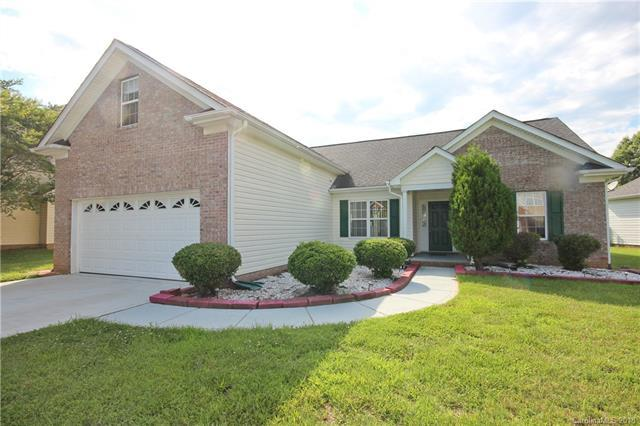 1002 Christobal Court, Indian Trail, NC 28079 (#3400795) :: Stephen Cooley Real Estate Group