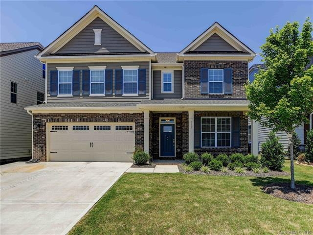 117 Creekside Crossing Lane, Mooresville, NC 28117 (#3400802) :: The Ann Rudd Group