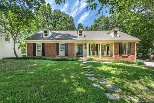 313 Foxfield Lane #36, Matthews, NC 28105 (#3400806) :: Stephen Cooley Real Estate Group