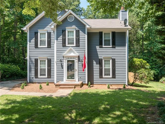 801 Foxborough Road, Charlotte, NC 28213 (#3400834) :: The Ramsey Group