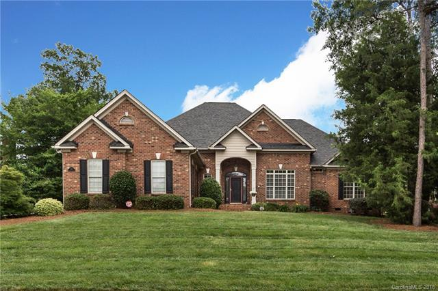 526 Ballymote Court, Matthews, NC 28104 (#3400841) :: Odell Realty Group