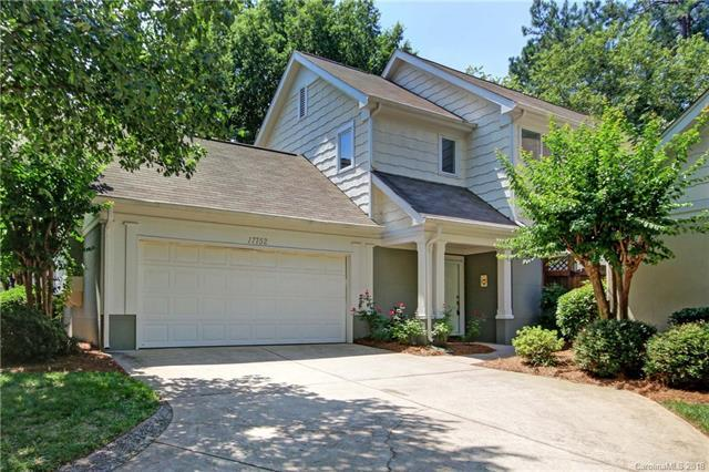17752 Kings Point Drive, Cornelius, NC 28031 (#3400922) :: The Temple Team