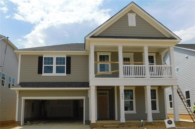 1005 Mendenhall Street, Indian Trail, NC 28079 (#3400933) :: Stephen Cooley Real Estate Group