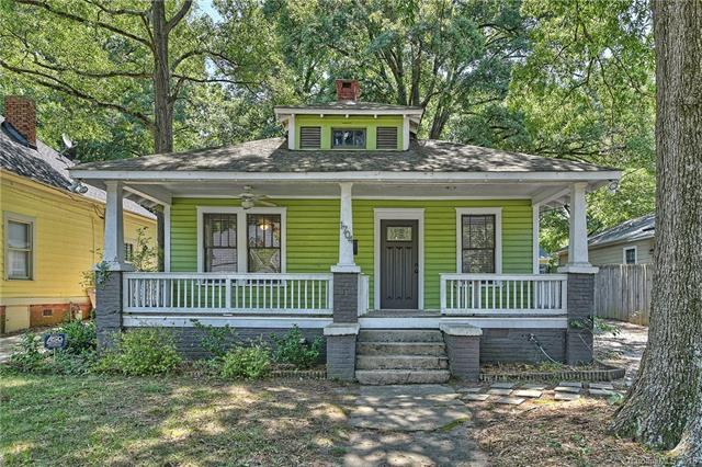 1704 Allen Street, Charlotte, NC 28205 (#3400937) :: Odell Realty Group