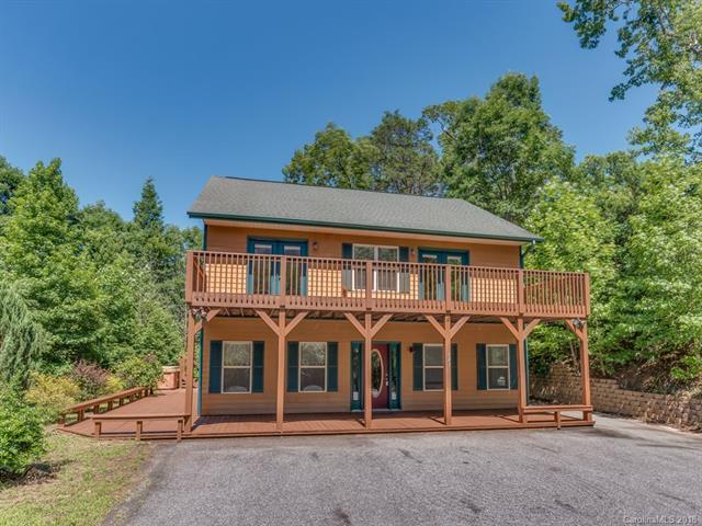 121 Fern Loop, Lake Lure, NC 28746 (#3401016) :: Century 21 First Choice