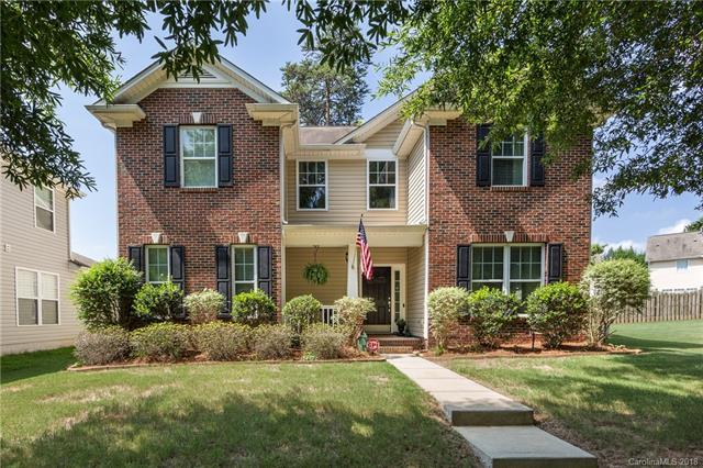 5916 Colonial Garden Drive, Huntersville, NC 28078 (#3401036) :: Odell Realty Group
