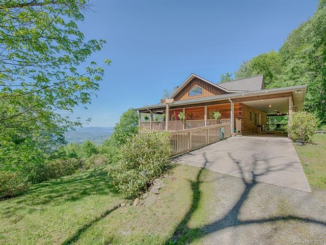 25 Fowler Trace, Waynesville, NC 28786 (#3401065) :: Stephen Cooley Real Estate Group