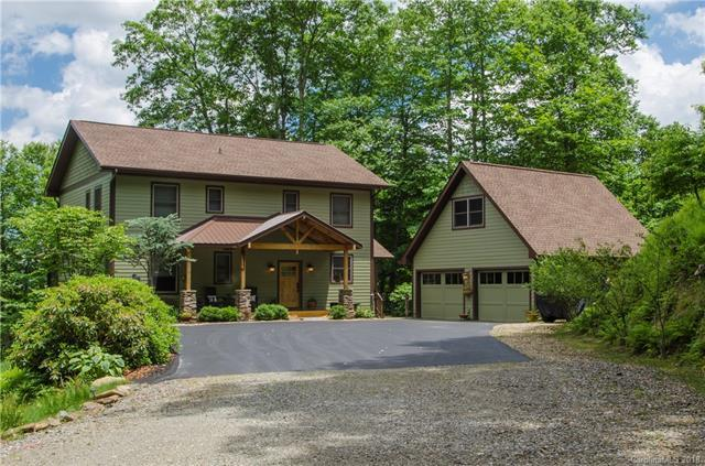 495 Ginseng Hollow Lane, Waynesville, NC 28786 (#3401121) :: Rowena Patton's All-Star Powerhouse powered by eXp Realty LLC