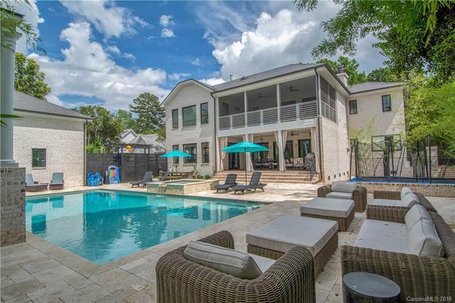 160 Canterbury Road, Charlotte, NC 28211 (#3401190) :: Stephen Cooley Real Estate Group