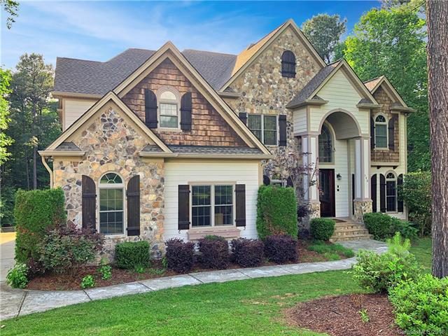 142 Blue Ridge Trail, Mooresville, NC 28117 (#3401217) :: Rinehart Realty