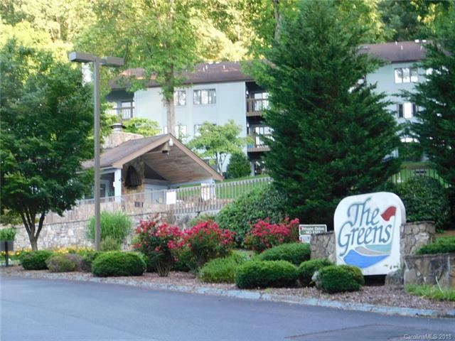 87 Willow Road C-9, Waynesville, NC 28786 (#3401287) :: High Performance Real Estate Advisors