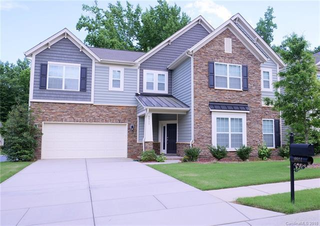 9911 Karras Commons Way, Matthews, NC 28105 (#3401347) :: Stephen Cooley Real Estate Group