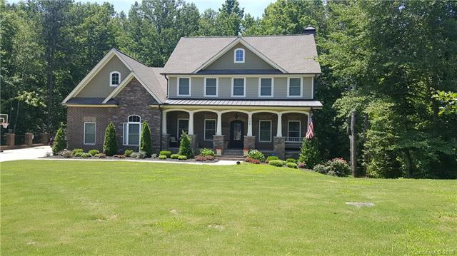 129 Chaska Loop, Troutman, NC 28166 (#3401402) :: Odell Realty Group