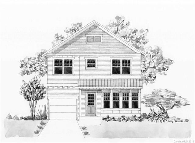 2058 Summey Avenue Lot 4, Charlotte, NC 28205 (#3401424) :: Stephen Cooley Real Estate Group