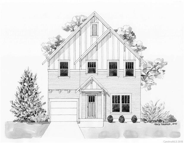 2054 Summey Avenue Lot 3, Charlotte, NC 28205 (#3401425) :: Stephen Cooley Real Estate Group