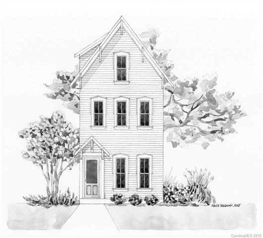 2050 Summey Avenue Lot 2, Charlotte, NC 28205 (#3401430) :: Stephen Cooley Real Estate Group