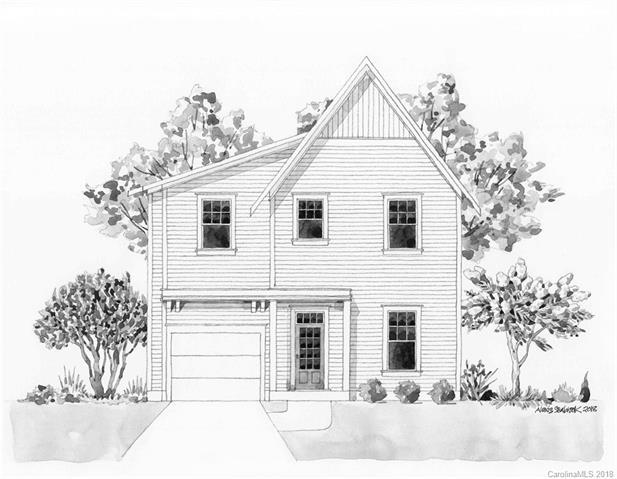 2046 Summey Avenue Lot 1, Charlotte, NC 28205 (#3401431) :: Stephen Cooley Real Estate Group