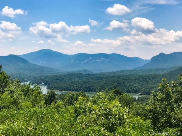 Lot 215 Overlook Point Lane #215, Lake Lure, NC 28746 (#3401455) :: Puffer Properties