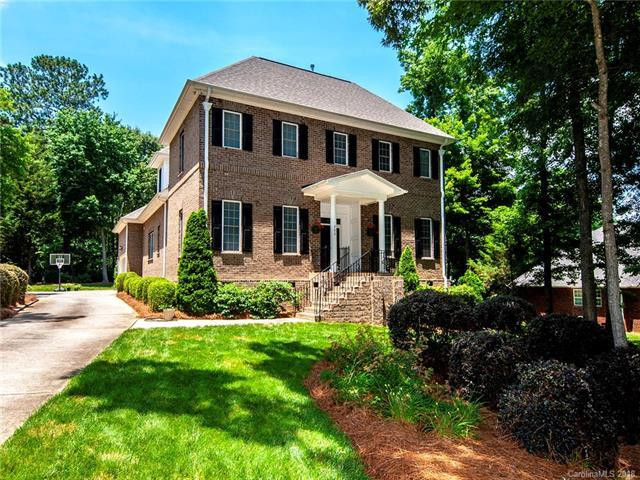 203 Oxford Place Drive, Fort Mill, SC 29715 (#3401467) :: Rinehart Realty