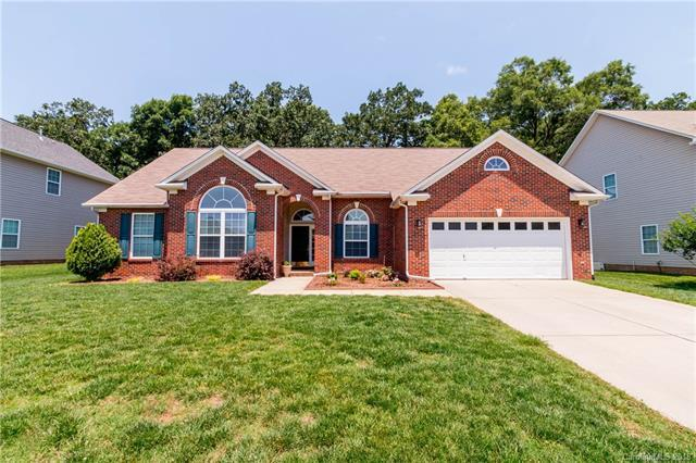 1301 Morningside Meadow Lane, Matthews, NC 28104 (#3401479) :: Stephen Cooley Real Estate Group