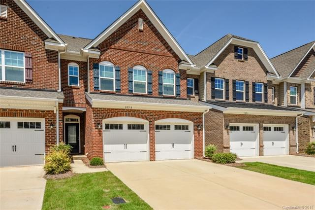 105 Burlingame Court B, Mooresville, NC 28117 (#3401591) :: The Temple Team