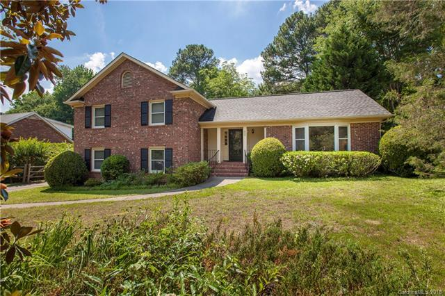 1317 Braeburn Road, Charlotte, NC 28211 (#3401623) :: Odell Realty Group