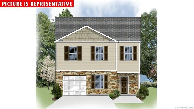 6818 Broad Valley Court Lot 20, Charlotte, NC 28216 (#3401678) :: The Andy Bovender Team