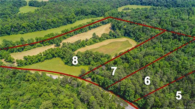 Lot 7 Christopher Road, Iron Station, NC 28080 (#3401681) :: Exit Mountain Realty