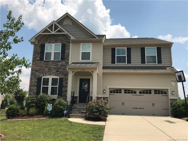 7358 SW Waterwheel Street, Concord, NC 28025 (#3401685) :: Stephen Cooley Real Estate Group