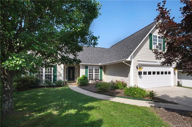 11 Forest Berry Road #25, Fletcher, NC 28732 (#3401711) :: RE/MAX Four Seasons Realty