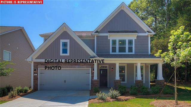 5884 White Cedar Trail Lot 60, Concord, NC 28027 (#3401748) :: Stephen Cooley Real Estate Group
