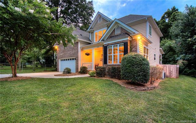 2105 Lanier Avenue, Charlotte, NC 28205 (#3401750) :: The Sarver Group