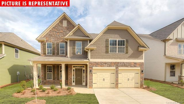 5880 White Cedar Trail Lot 59, Concord, NC 28027 (#3401792) :: Stephen Cooley Real Estate Group