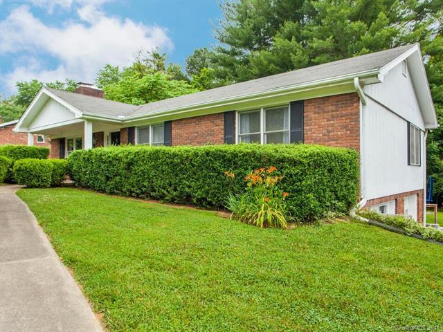 307 Woody Lane, Asheville, NC 28804 (#3401812) :: Puffer Properties