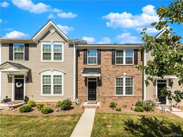 6806 Colonial Garden Drive, Huntersville, NC 28078 (#3401827) :: Miller Realty Group