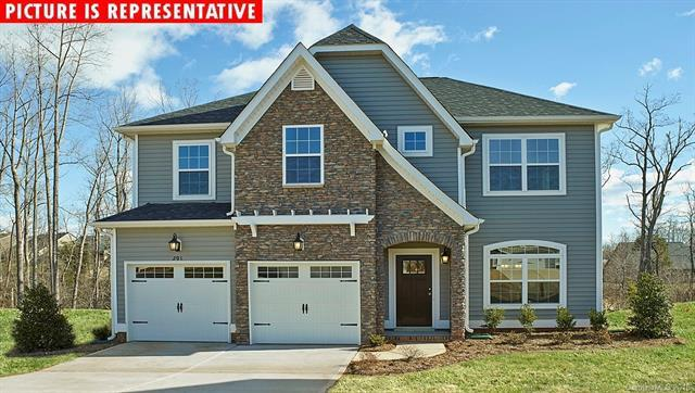 5892 White Cedar Trail Lot 62, Concord, NC 28027 (#3401857) :: Stephen Cooley Real Estate Group