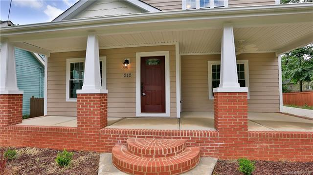 212 Bacon Avenue #12, Charlotte, NC 28208 (#3401902) :: Odell Realty Group