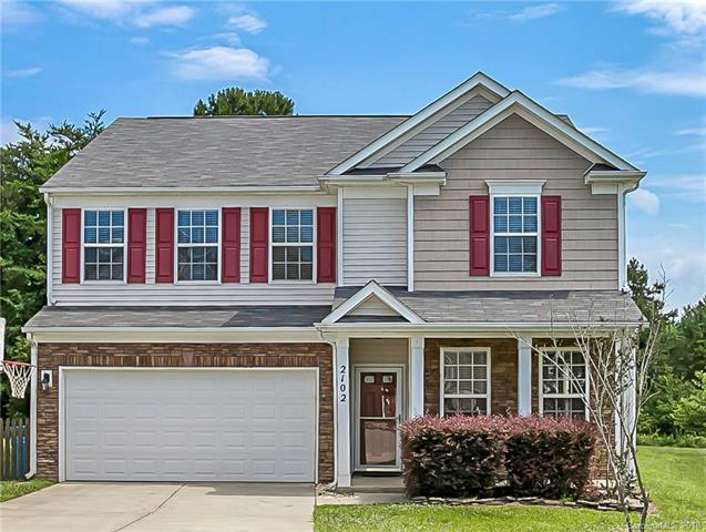 2102 Moss Creek Drive, Harrisburg, NC 28075 (#3401945) :: Odell Realty Group