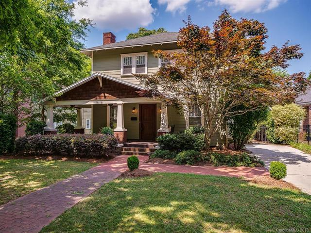 214 Circle Avenue, Charlotte, NC 28207 (#3402017) :: Roby Realty