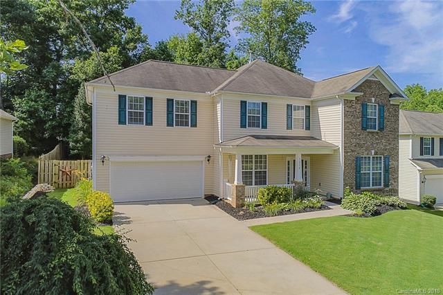 7214 Handon Lane, Huntersville, NC 28078 (#3402033) :: Miller Realty Group