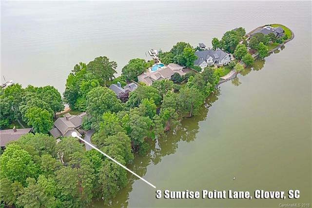 3 Sunrise Point Lane, Lake Wylie, SC 29710 (#3402065) :: Rowena Patton's All-Star Powerhouse powered by eXp Realty LLC