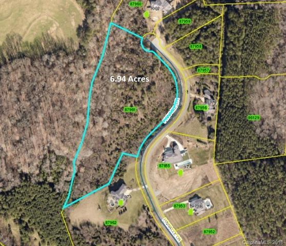 Lot 35 Pinnacle Drive, Iron Station, NC 28080 (#3402090) :: Team Honeycutt