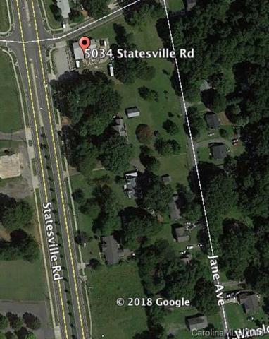 5014 Statesville Road, Charlotte, NC 28269 (#3402146) :: High Performance Real Estate Advisors